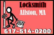 Locksmith Allston MA