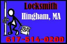 Locksmith-Hingham-MA