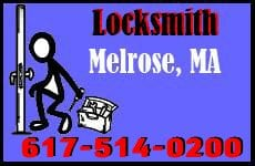 Locksmith-Melrose-MA