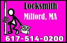 Locksmith-Milford-MA