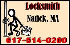 Locksmith-Natick-MA
